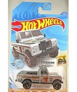 2020 Hot Wheels Walmart #3 Zamac #3 Baja Blazers  LAND ROVER SERIES lll ... - $8.25