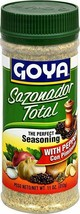 Goya Sazonador Total With Pepper-Con Pimienta, 11 Ounce - $10.48