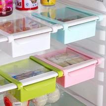 2pcs Rectangle Drawer Layer Food Classification Organization Storage Box Space - $30.79