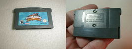 game boy advance game lot 3pc power rangers monster trucks kim possible 3 tested image 4