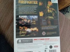 Nintendo Wii Real Heroes: Fire Fighter image 2
