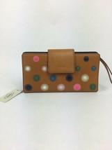 Fossil Emma Clutch Tan - $37.00