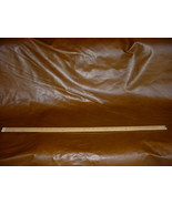 MOORE & GILES 32.71 SQ FT  ADOBE  COWHIDE LEATHER UPHOLSTERY - $72.58