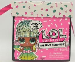 L.O.L. Surprise Present Surprise Happy Day! ~ 8 Surprises included - $19.78