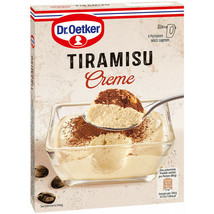 Dr.Oetker Tiramisu Cream in a pack - Pack of 1-Made in Germany-FREE SHIP... - $7.91