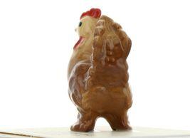 Hagen Renaker Miniature Chicken Little Red Hen Ceramic Figurine image 3
