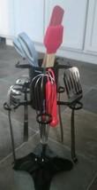 Kitchen Utensil Organizer Rotating Stand, Spoon... - $16.82