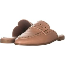 Coach Fiona Studded Mule Loafers 493, Pale Blush, 8.5 US - $50.87