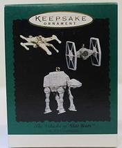 Keepsake Ornament The Vehicles of Star Wars from Hallmark (1996) - $34.65