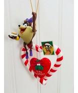 MATRIX LOONEY TUNES Taz Sweetheart ORNAMENT Christmas 22793 - $11.72