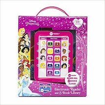 Disney Princess Me Reader Electronic Reader and 8-Book Hardcover Library - $13.49