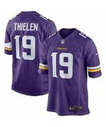 NFL Pro Line Minnesota Vikings Adam Thielen Men's Game Jersey Size: XL - $98.01