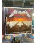Metallica Master of Puppets CD Heavy Metal From Canada VERY GOOD CONDITION! - $9.85