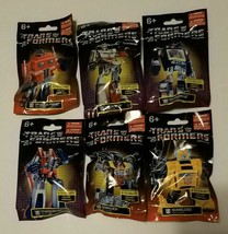 "6x Complete Set Prexio Hasbro 2"" Transformers ALL SIX Megatron Prime Gri... - $19.58"