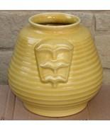 Red Wing Art Pottery Vase Shape 212 Arts & Crafts 1929 Catalog Ribbed Ha... - $284.99