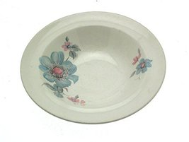 Johnson Brothers Pastel Floral 6.5 Inch Rimmed Bowl - $19.11