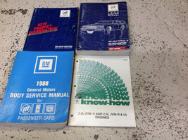1988 Buick Electra & LeSabre Wagon Repair Service Shop Manual Set W Body + Prod - $98.99