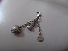 Kathy Van Zeeland silver tone keychain - $5.95