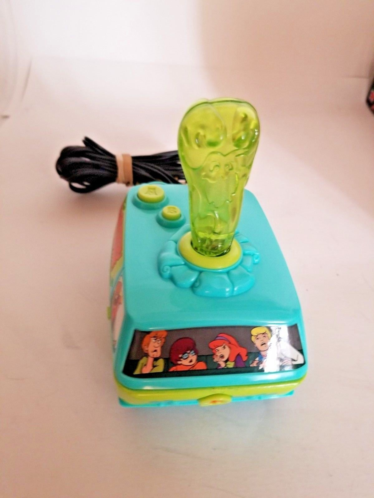 Scooby-Doo TV Games (TV game systems, 2008)
