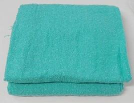 Manual AICWBL Indoor Outdoor Acrylic Throw Blanket Color Aqua Green image 2
