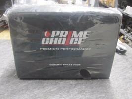 Prime Choice Auto Parts PCD793 Set Of Performance Front Ceramic Disc Brake Pads  image 2