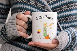 The Little Prince 13 Oz Ceramic Mug With C-handle Microwave & Dishwasher Safe  image 2