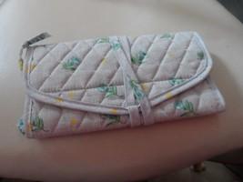 Vera Bradley folding envelop style jewelry pouch in Watercolor NWT - $29.50