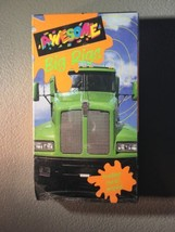 NEW kids VHS Awesome Big Rigs - $7.61