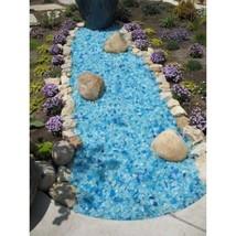 1/4 in. 10 lb. Blue Hawaii Landscape Fire Glass - $32.57