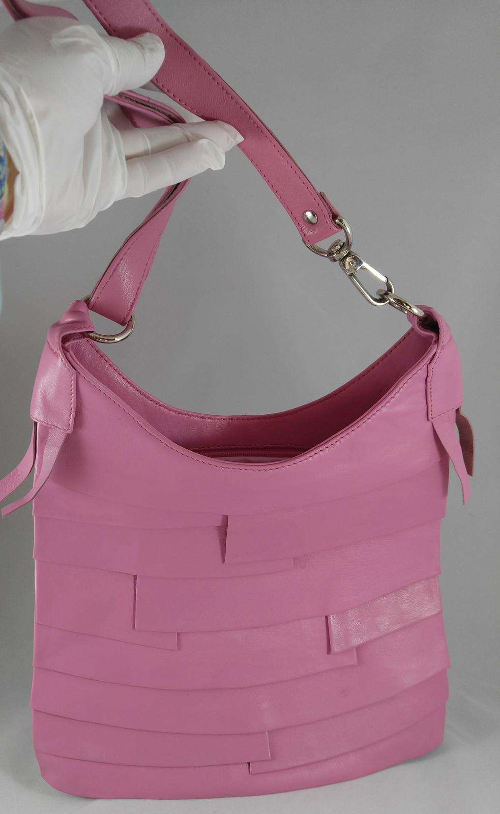 Kyss Handbags Designer Krista Orr Pink Shoulder Strap Purse Plymouth, Michigan image 12