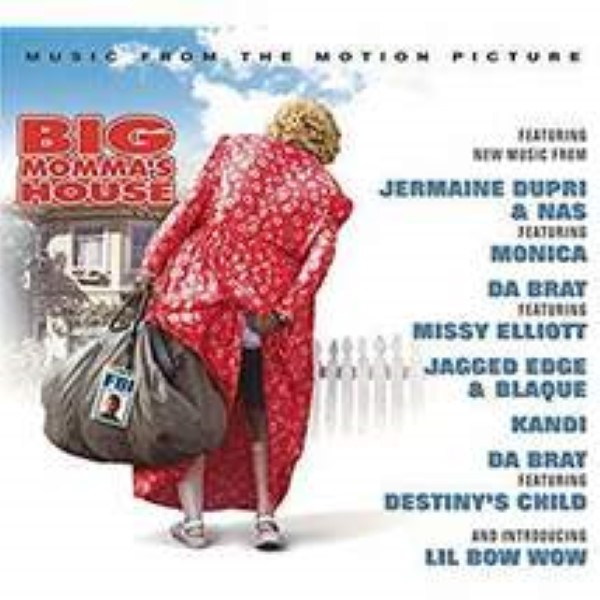 Big Momma's House - Music From The Motion Picture Cd