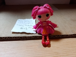 "Lalaloopsy Mini Doll MGA Tippy Thumbelina 3"" - $4.00"