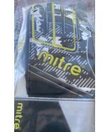 New Mitre pro flex goal keeper soccer goalie gloves Size 7 adult - $9.69