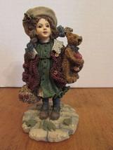Boyds Bears Yesterdays Child CANDICE W/ MATTHEW GATHERING APPLES - $17.82