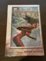 Spider-Woman Agent of S.W.O.R.D. Hardcover Graphic Novel - $14.00