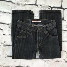 Tommy Hilfiger Jeans Boys Sz 4 Dark Wash  - $12.86