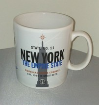 NEW YORK / Starbucks Mug / Coffee / Tea / 1999 / #11 / Great Neck   - $24.74