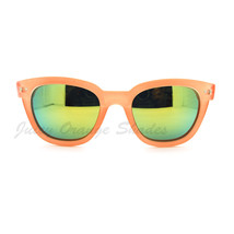 Super Cute Colorful Neons Mirror Lens Sunglasses Womens - £7.69 GBP