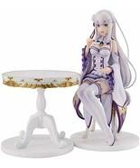 Re:Zero to Start Other World Life Emilia Tea Party Ver. 1/7 PVC Figure - $283.15