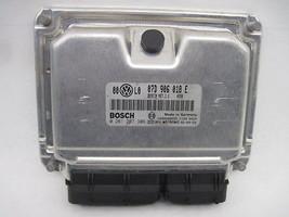 Ecu Ecm Computer Vw Passat 2002 02 2003 03 07D 906 018 E 531196 - $93.80
