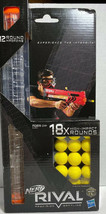 Hasbro NERF Rival 18 =-Round Refill Pack and 12-Round Ammo Magazine NEW SEALED - $12.12