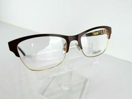 Calvin Klein CK 8021 (603) Bordeaux 53 X 18 135 mm Eyeglass Frame - $62.32