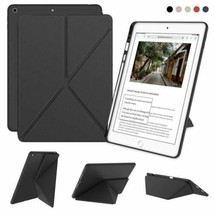 DTTO iPad 7th Generation Case with Pencil Holder [Flexible Series] Multi... - $17.81