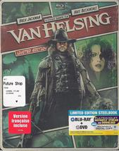 Van Helsing Future Shop Canada Steelbook Blu-Ray + DVD Limited Edition  - $24.98