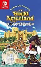 Nintendo Schalter Spiel Software World Neverland Tag in Elnera Weltweit - $65.84