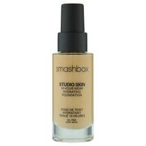 Smashbox Studio Skin 24 Hour Wear Hydrating Foundation 1 oz / 30 ml 2.4 ... - $30.91