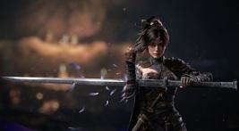 "Wuchang Fallen Feathers Poster Video Game Art Print Size 11x17"" 24x36"" 2... - $10.90+"