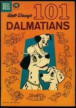 101 Dalmations- Four Color Comics #1183- 15 cent cover price- Dell VG+ - $80.70