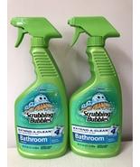2x Scrubbing Bubbles Extend-A-Clean Bathroom Spray Cleaner 22 fl oz Disc... - $32.99