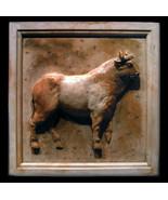 Taurus Zodiac Wall Relief Sculpture Plaque (Apr 20 - May 20) - $68.31